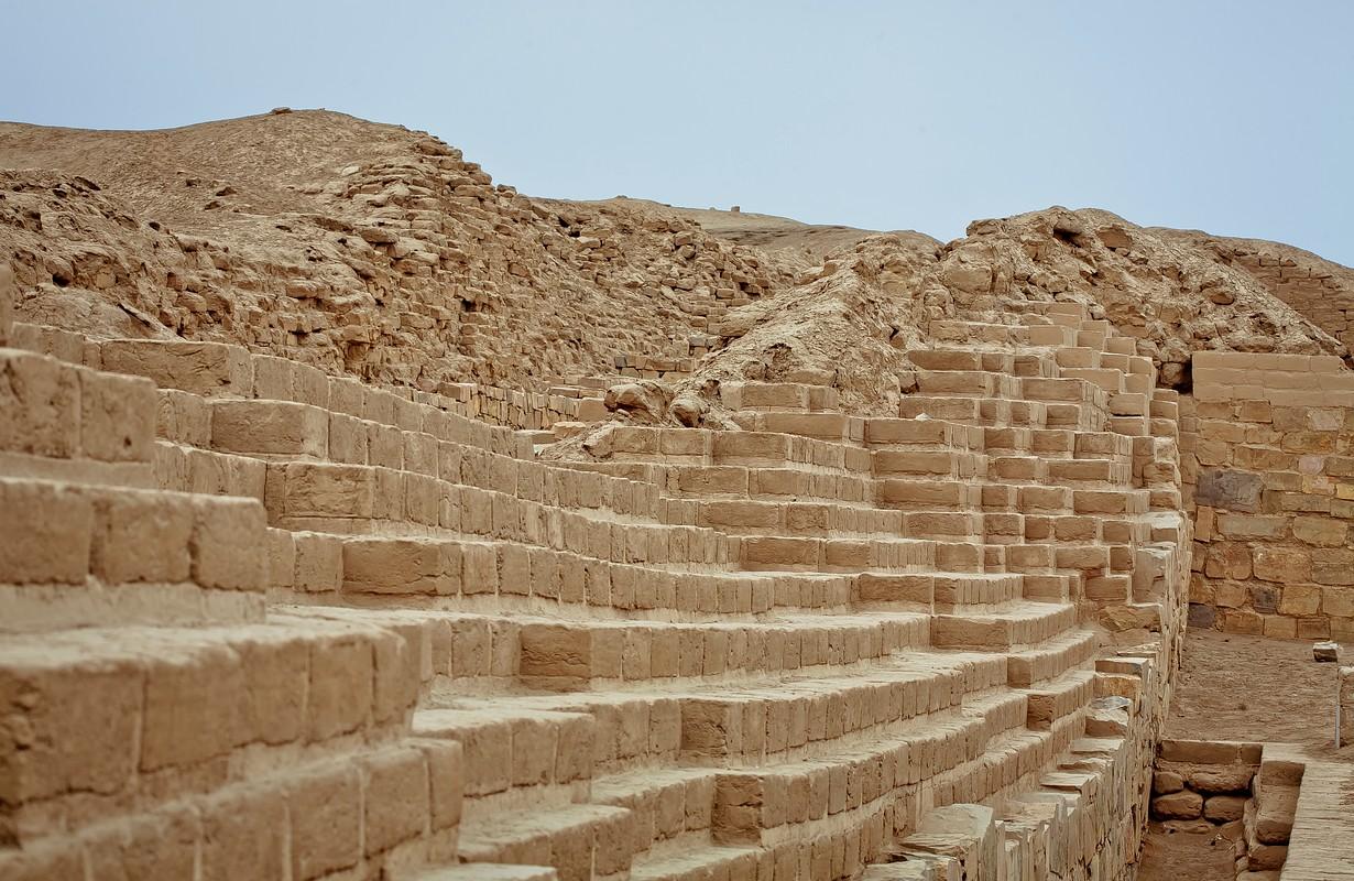 Archaeological Sanctuary of Pachacamac
