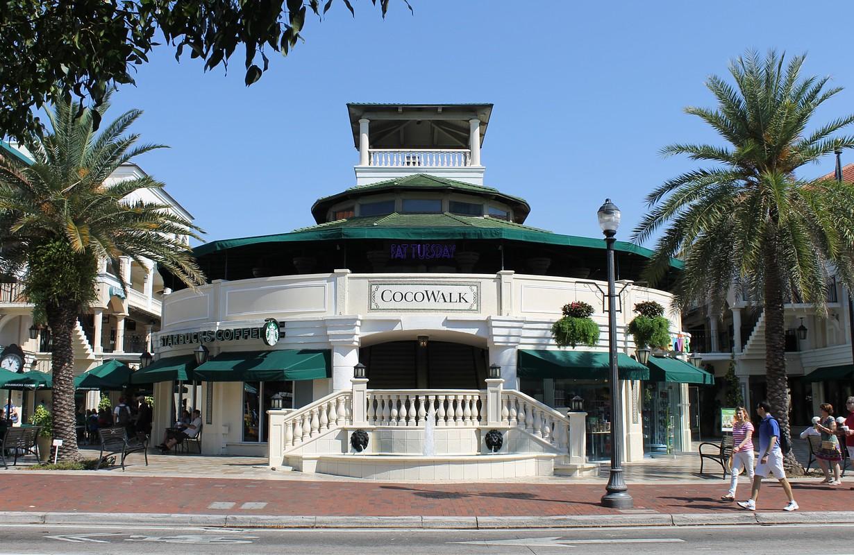 Cocowalk in Miami