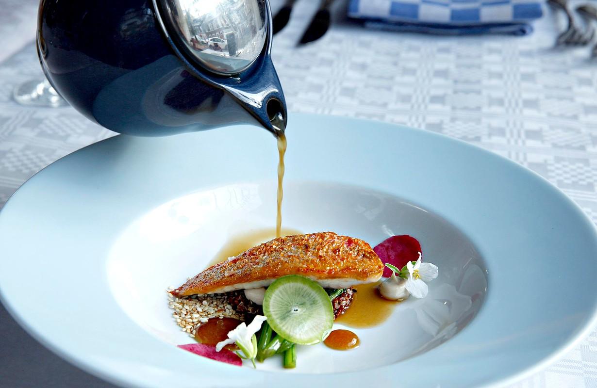 Fine dining at De Matroos en het Meisje
