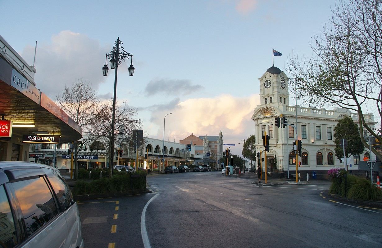 Ponsonby Road, Auckland