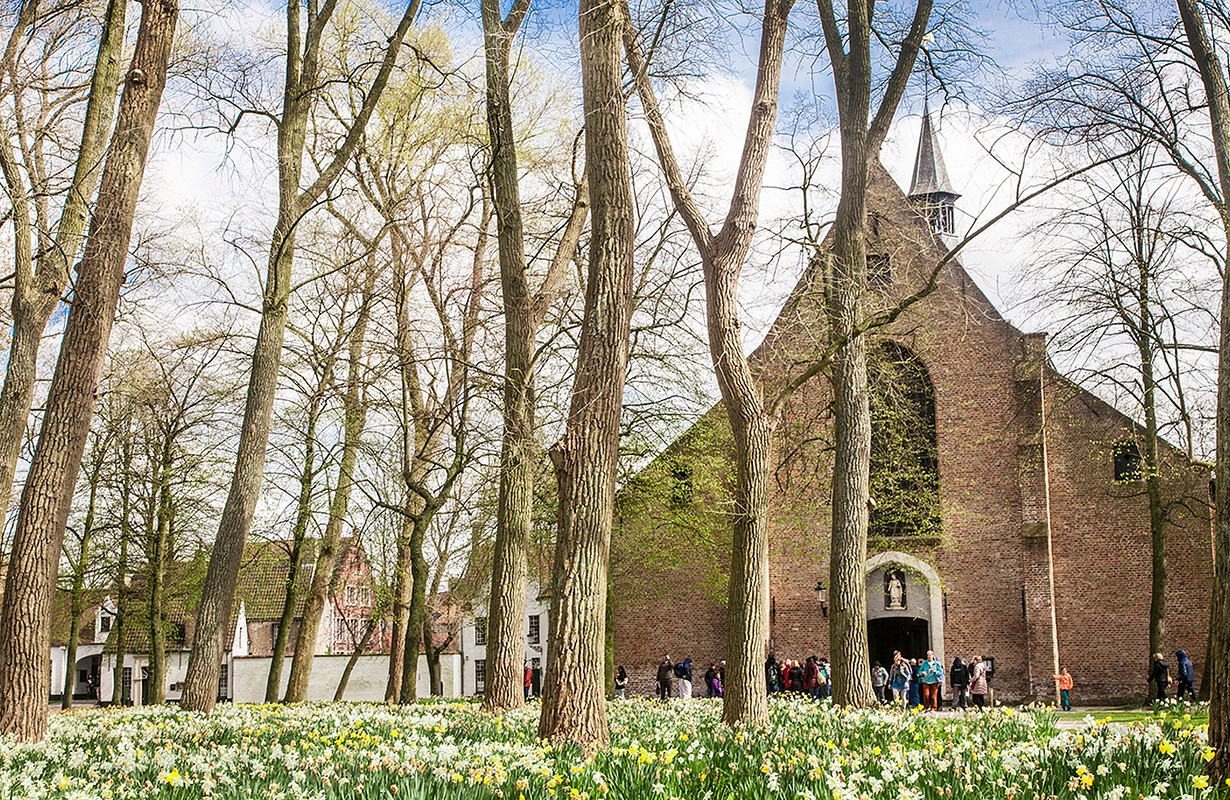 Begijnhof / Beguinage