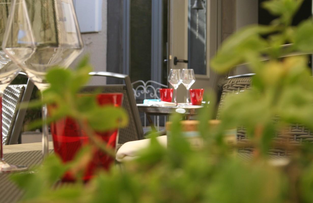Cap d'Agde, restaurant le Bistrot d'Hervé