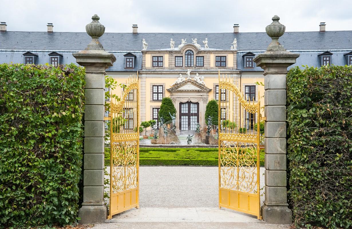 Castle and Gardens of Herrenhausen