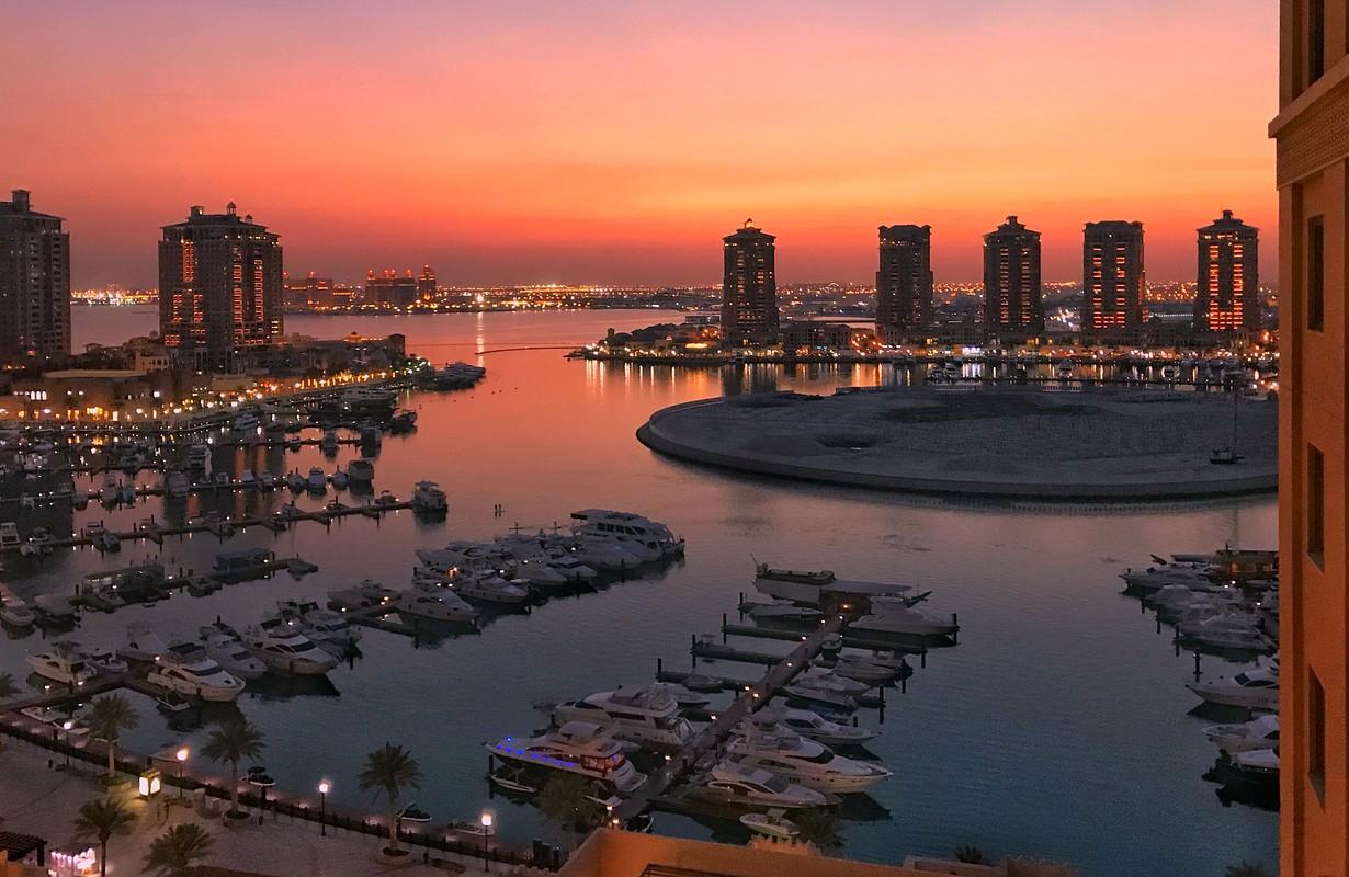 The Pearl / Qatar