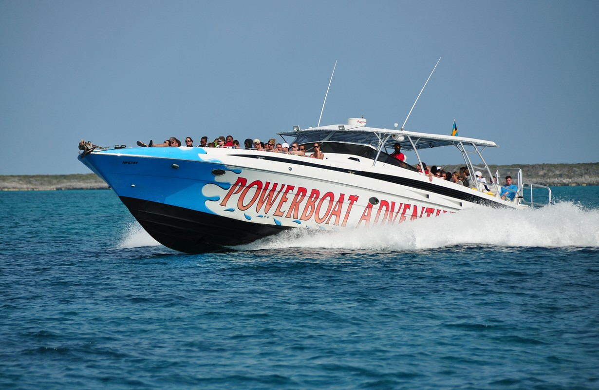 Powerboat Adventures