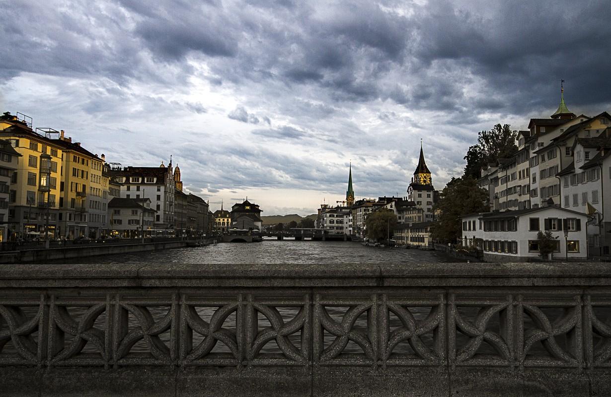 ZÜRICH OLD CITY