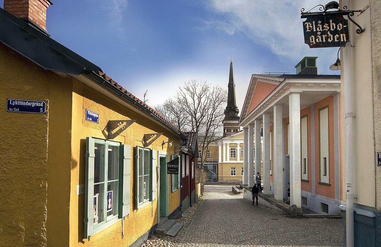 Kyrkbacken, Västerås