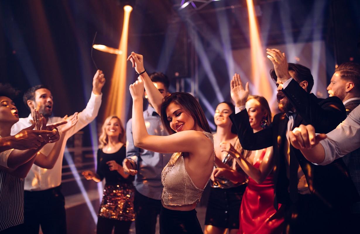 Nightclub latino music