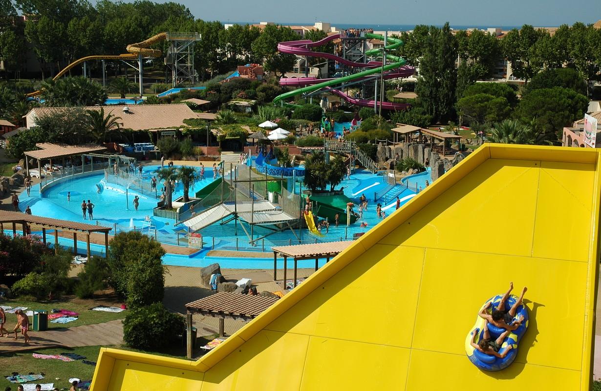 Cap d'Agde, Aqualand water park