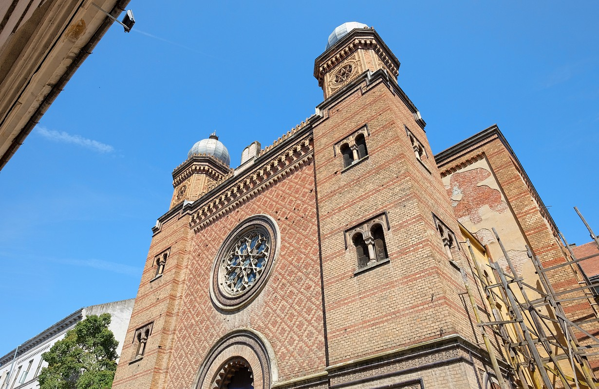 Cetate Synagogue is a Jewish place of worship in Timisoara, Romania
