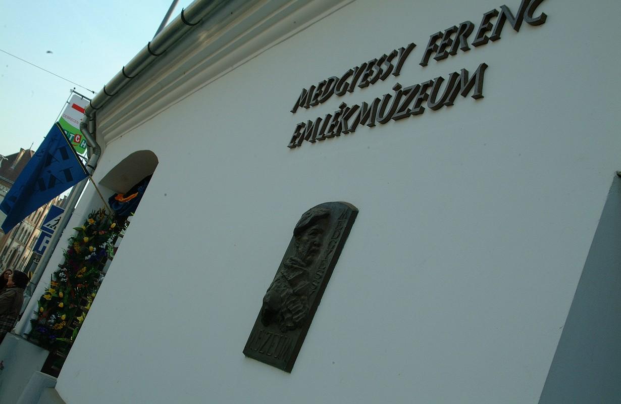 Debrecen House of Literature & Medgyessy Ferenc Memorial Museum