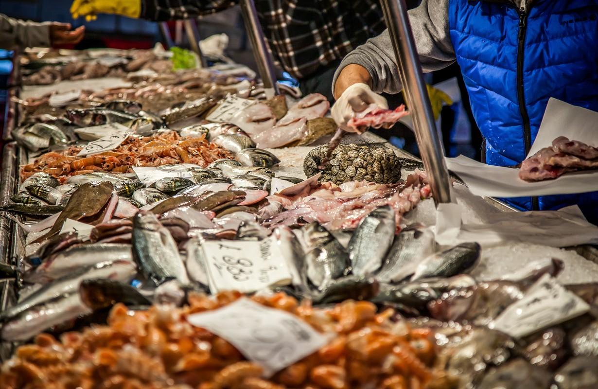 Rialto Fish Market