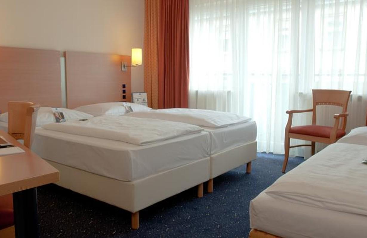 Best Western Hotel Plaza, Frankfurt