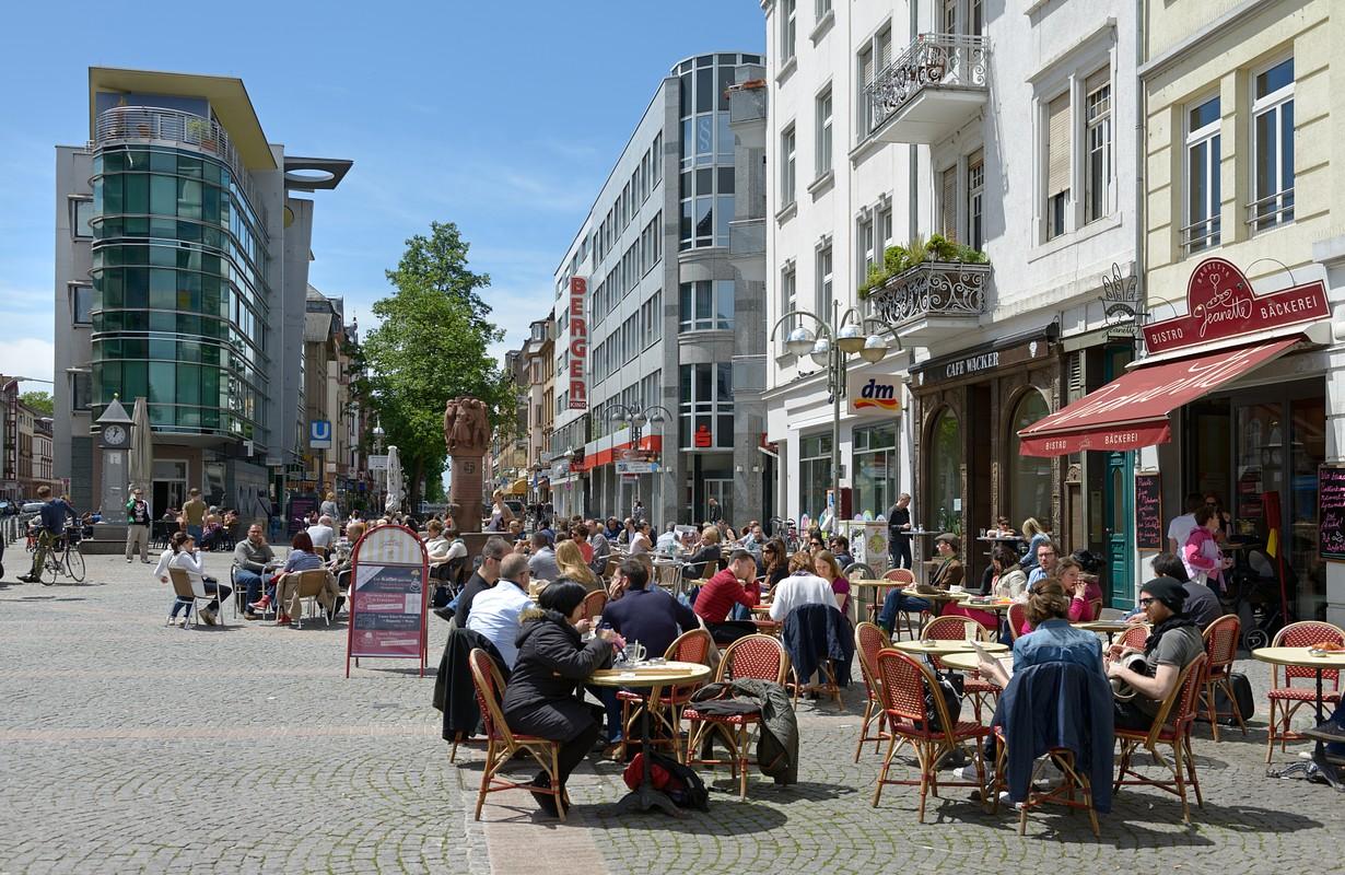 Berger Strasse, Frankfurt-Bornheim