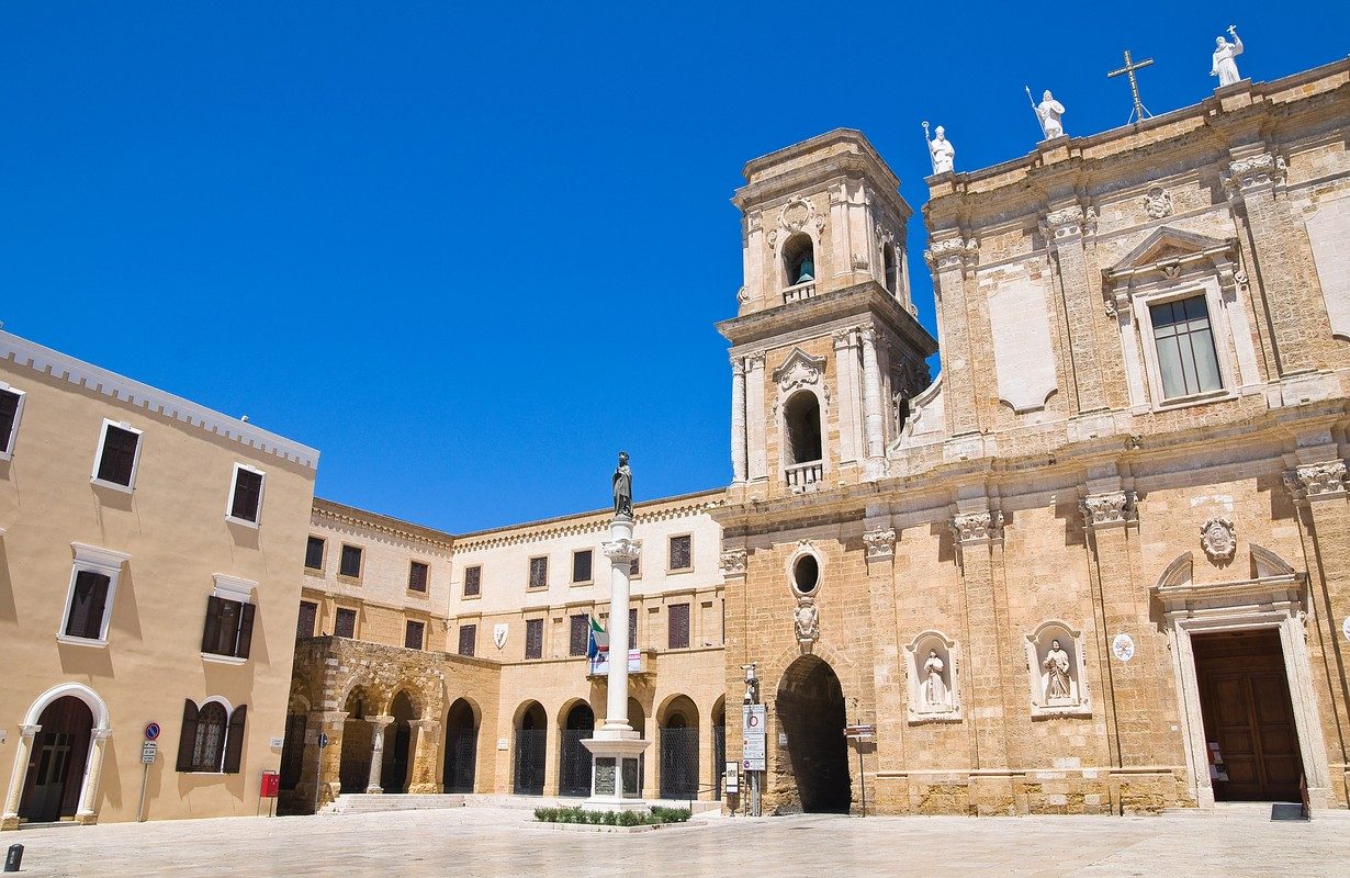 Brindisi cathedral