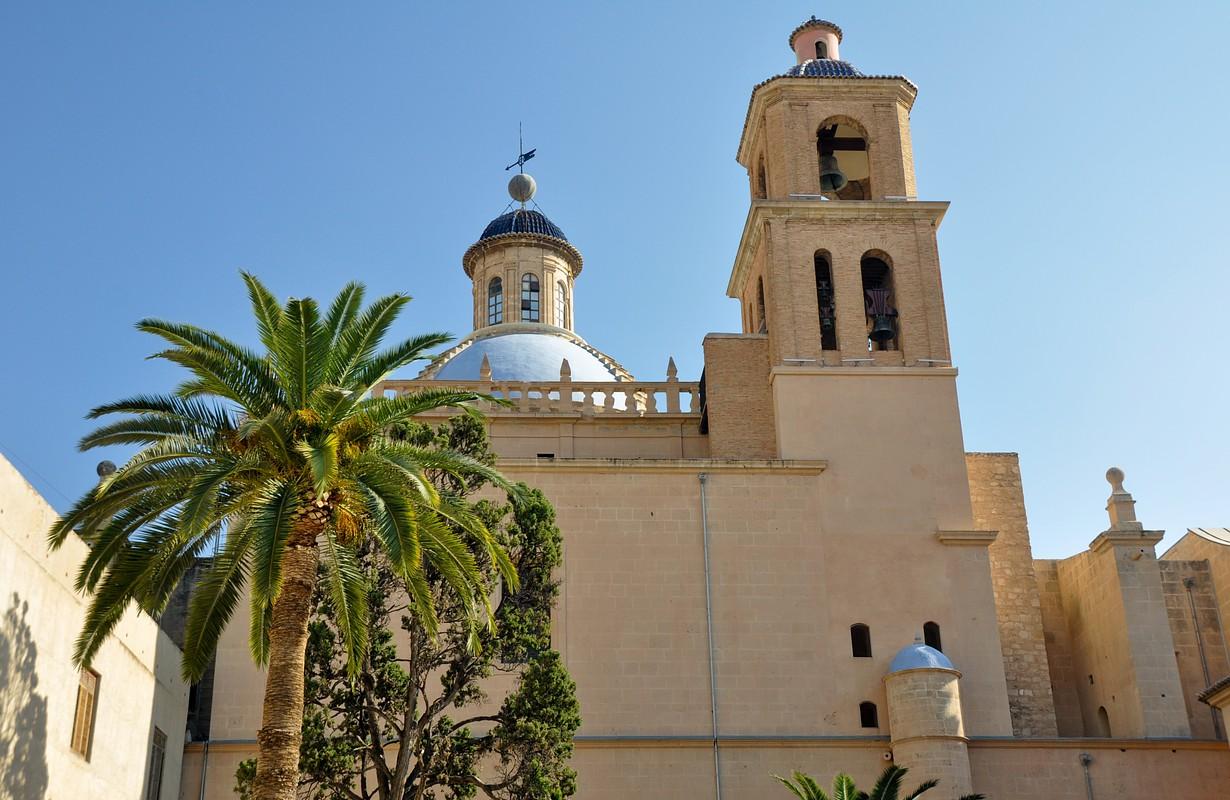 Saint Nicolas Cathedral, Valencia