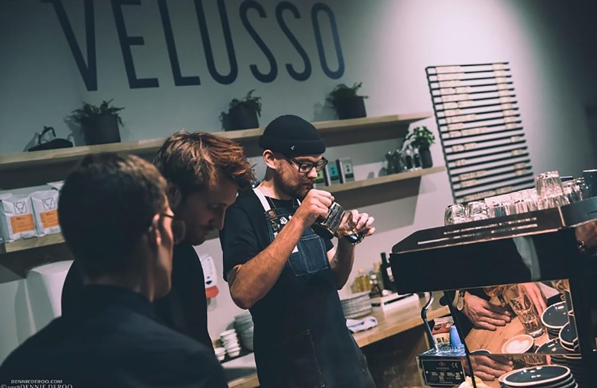 Velusso Cycling Café