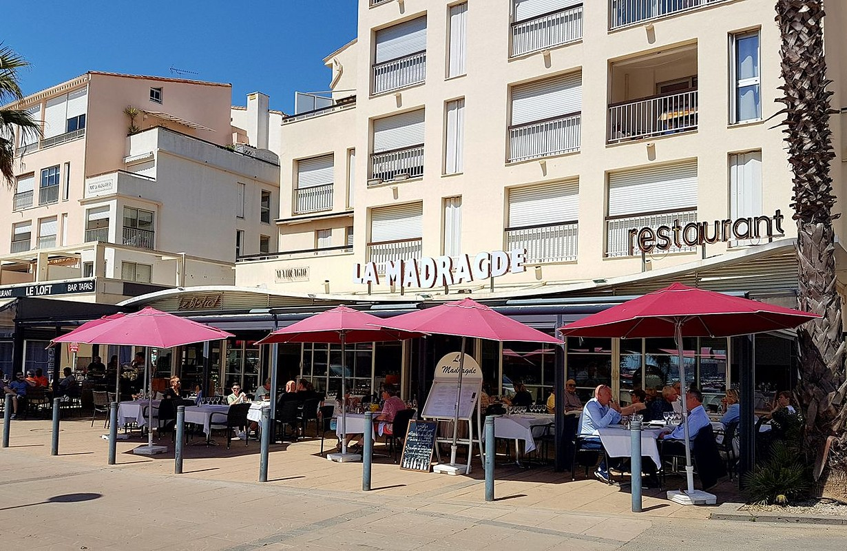 Restaurant la Madragde