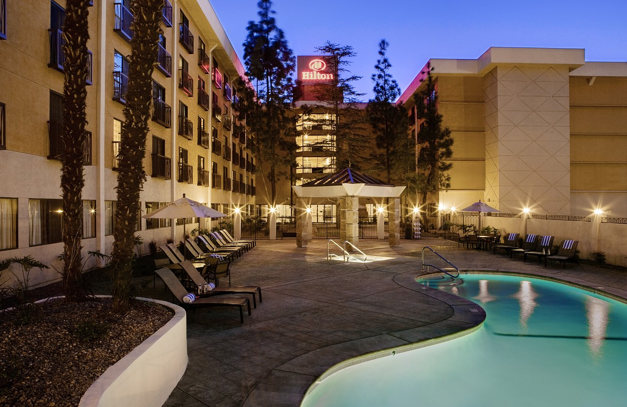 Hilton Stockton Pool