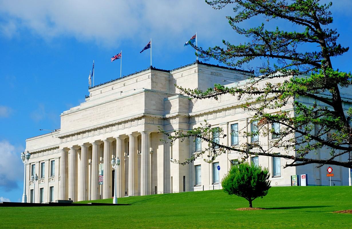 Auckland Museum, New Zealand