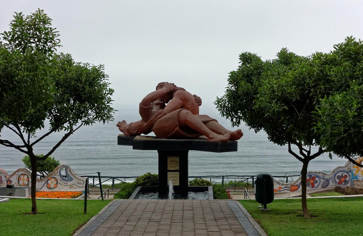Parque del Amor - Lima, Peru