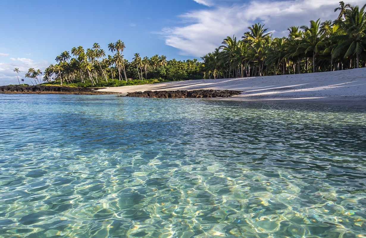 Return to Paradise Beach, Samoa