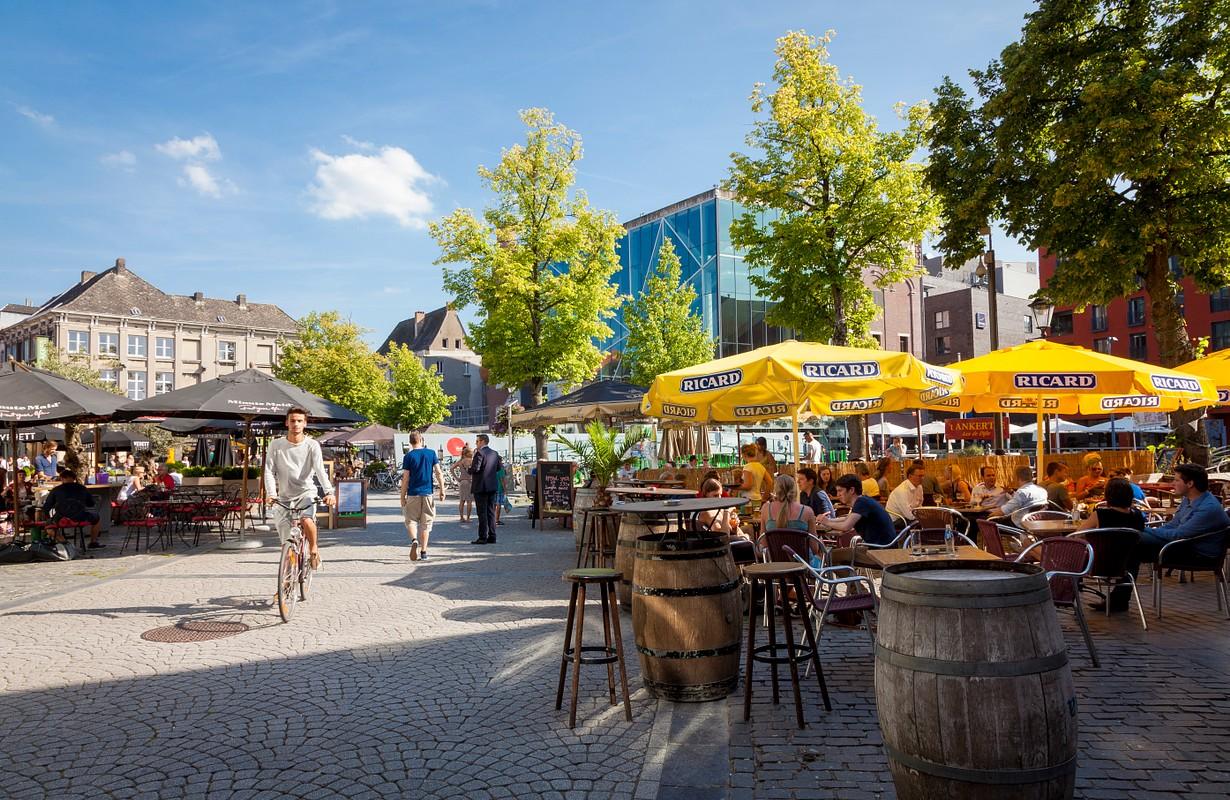 Fish Market Lamot Mechelen