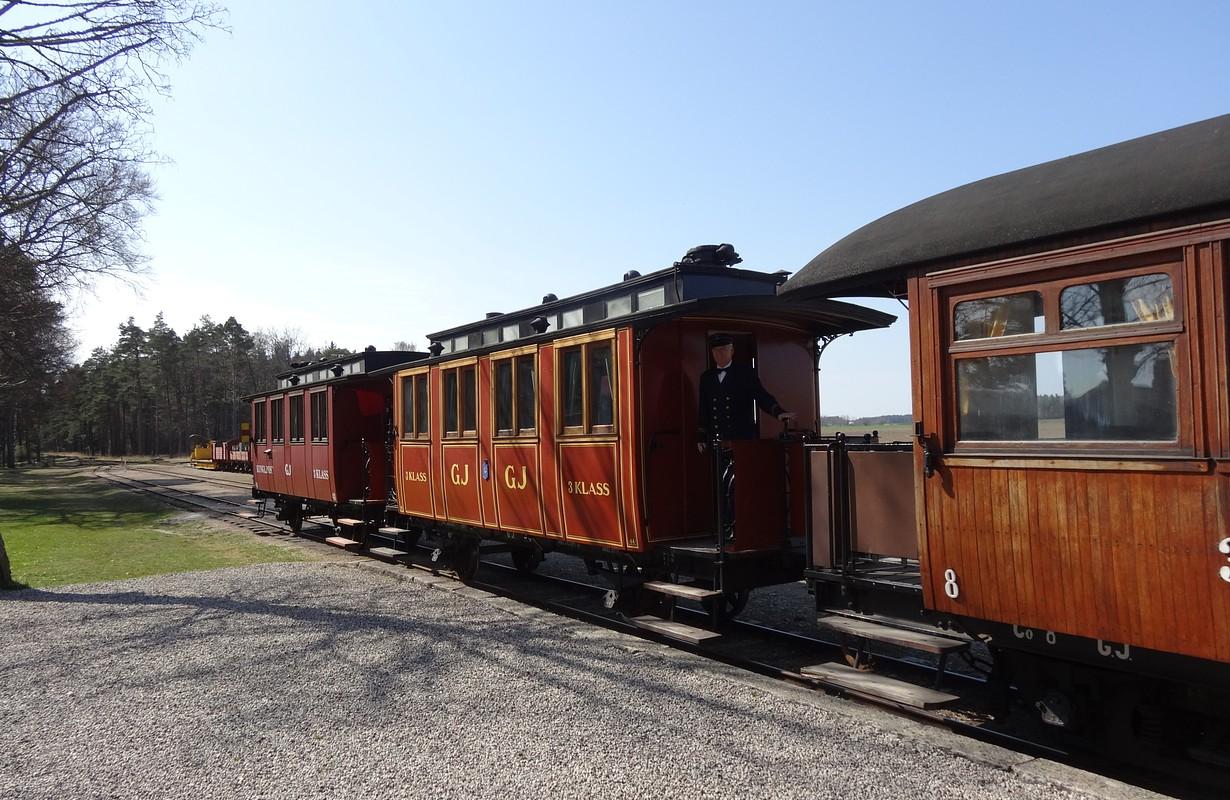 Tåg på Gotland, Gotland