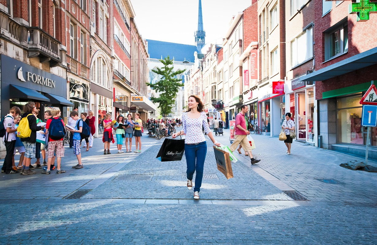 Shopping Diestsestraat