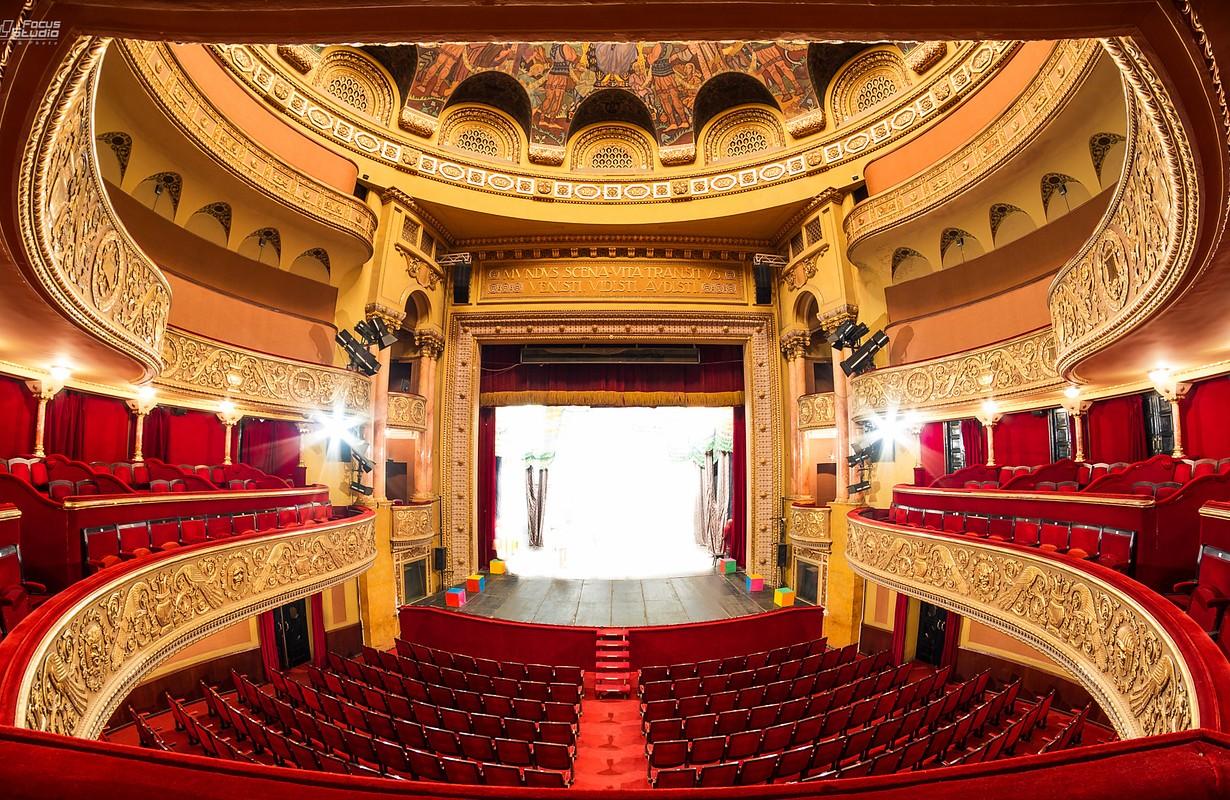 Romanian Opera House - Timișoara