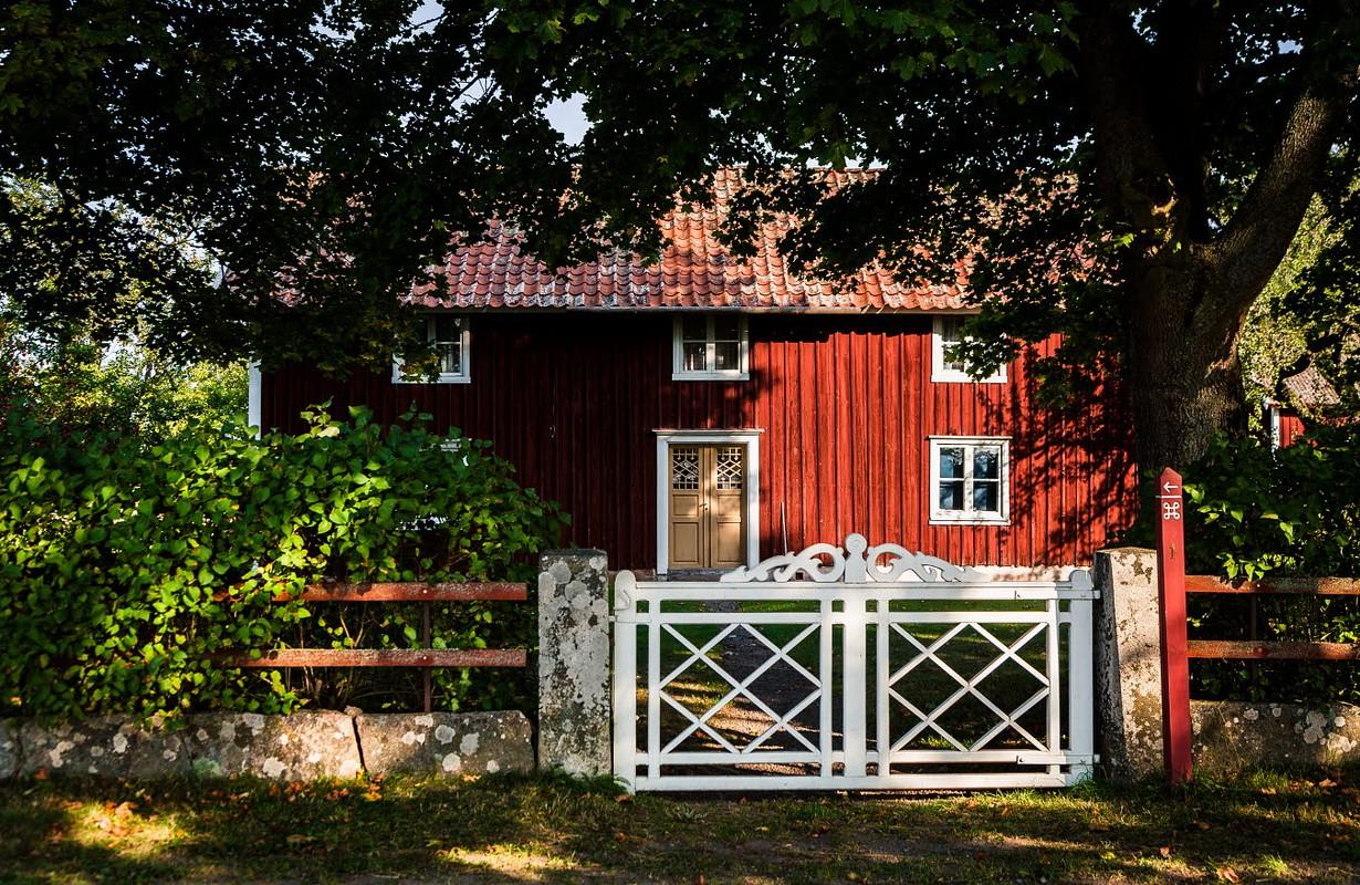 Vallby Sörgården - Cultural Reserve, Skövde