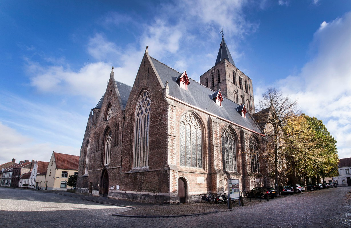 St. Giles's Church, Bruges