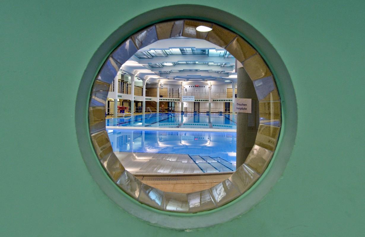 Zwembad Van Eyck