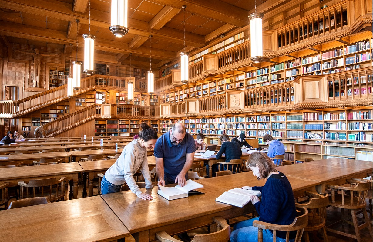 Universiteitsbibliotheek | University Library
