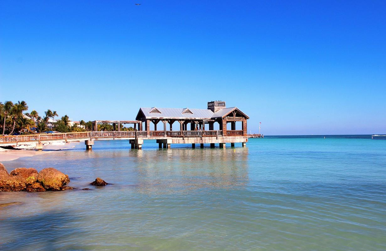 Key West of Florida Keys in Miami