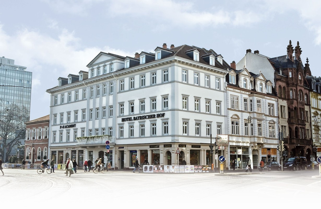 Bayrischer Hof Heidelberg