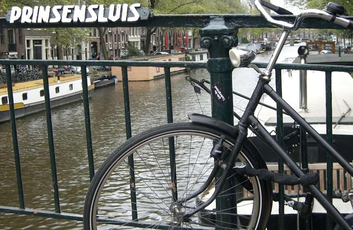 Andare in bici ad Amsterdam, Amsterdam