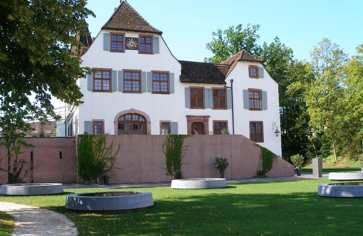 Ресторан Schloss Binningen, Базель