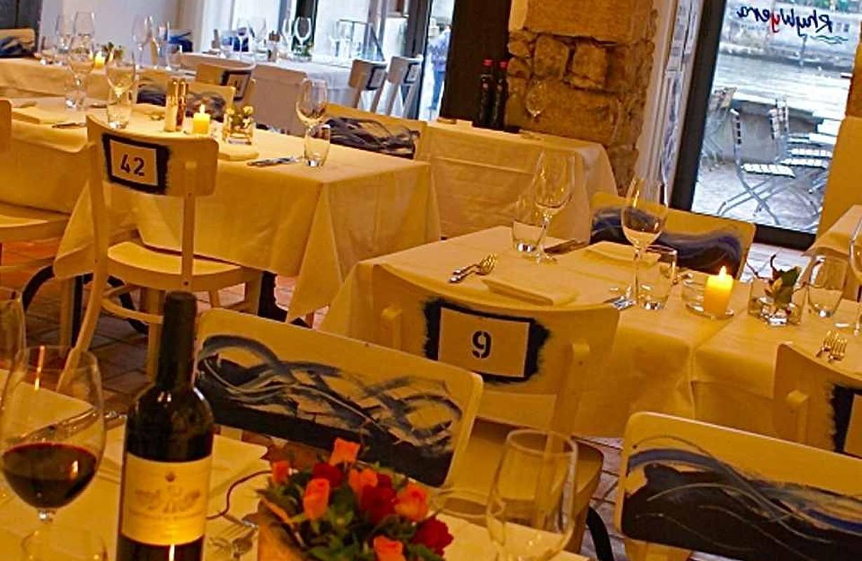 Ресторан Rhywyera, Базель