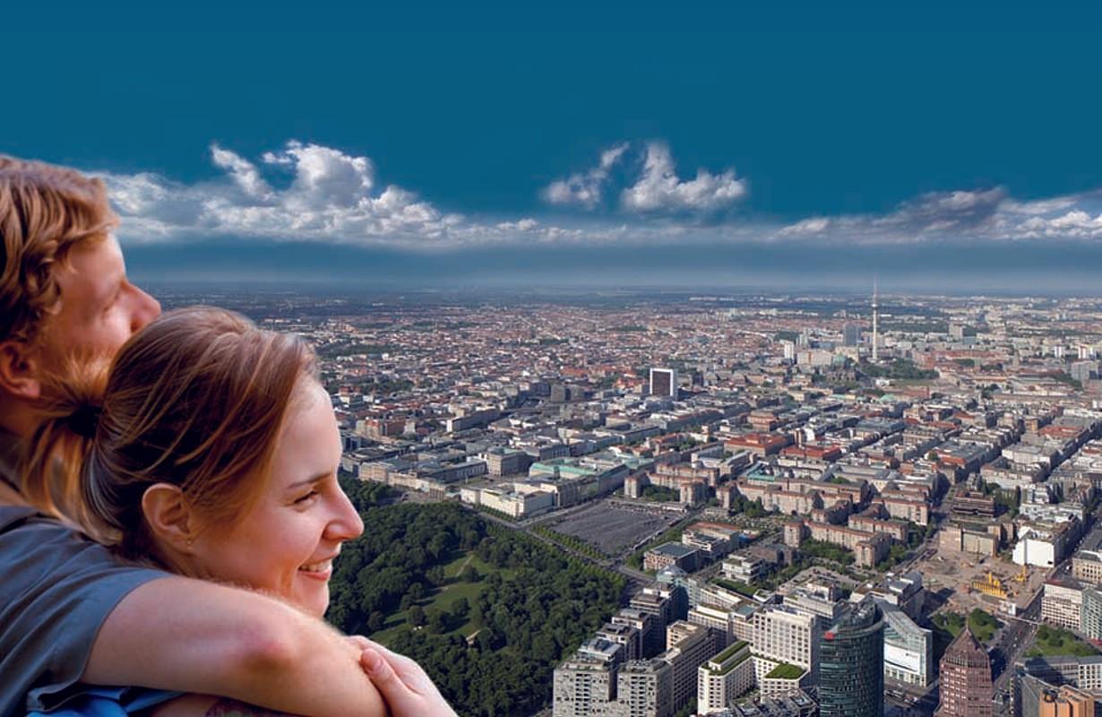 Panoramapunkt, Berlin