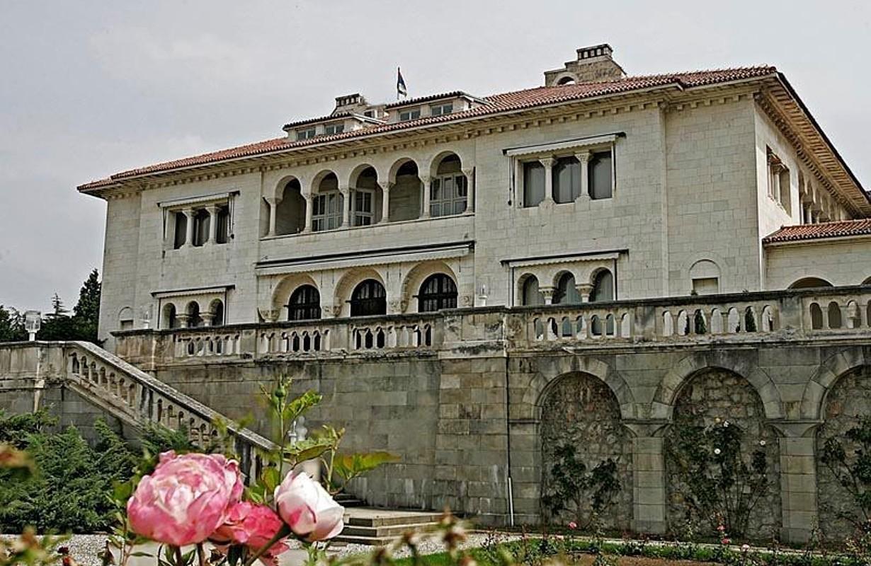 Royal Palaces