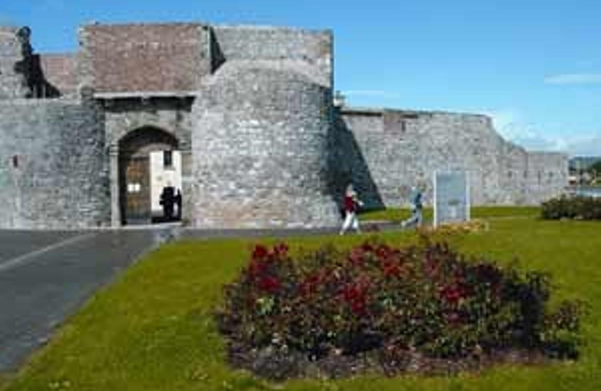 Dungarvan Castle, Waterford & The East