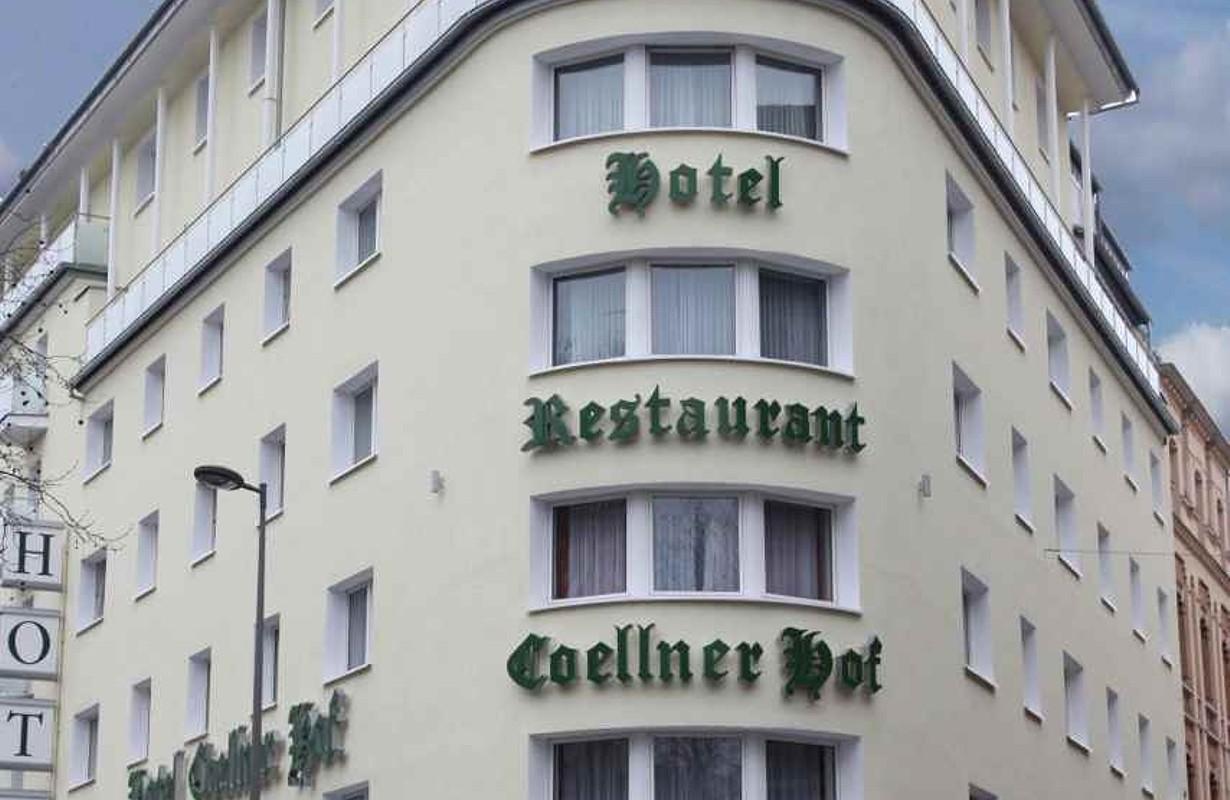 Hotel Coellner Hof - Die gute Adresse, Köln