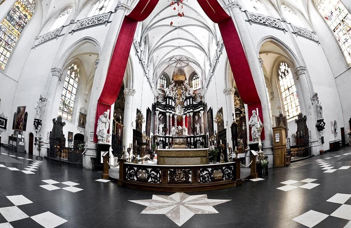 Sint-Andrieskerk, Antwerpen