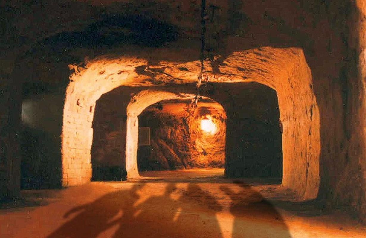 Caves historiques de Nuremberg, Nuremberg