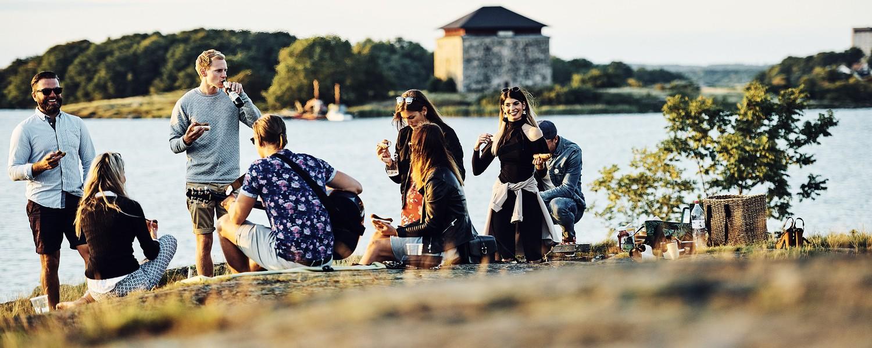 Visit Karlskrona Stakholmen