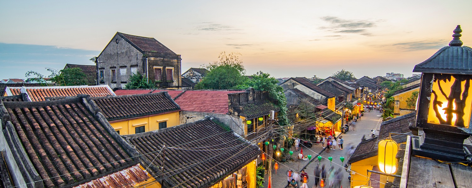 Visit Hoi An – Old world charm
