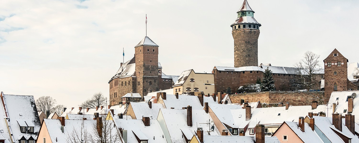 Nuremberg in Winter