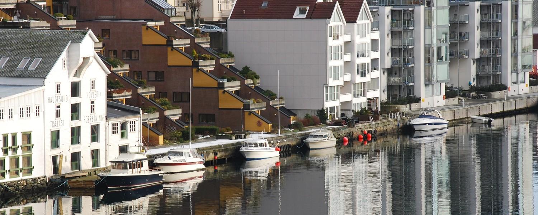 Haugesund panorama
