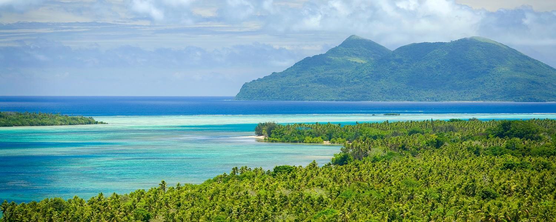 Sky Deck view Vanuatu